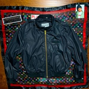 Vintage 90s Imported Members Only Jacket Hong Kong